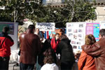 punto de venta de comercio justo de la delegación de Gijón. Pincha para ampliar