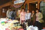 punto de venta de comercio justo de la delegación de Logroño. Pincha para ampliar