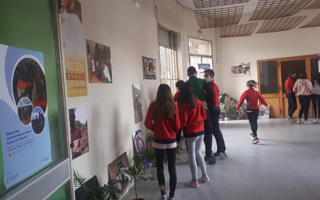 CASTILLA Y LEÓN Y FUNDACIÓN PROCLADE APUESTAN POR LA EDUCACIÓN EN TANZANIA
