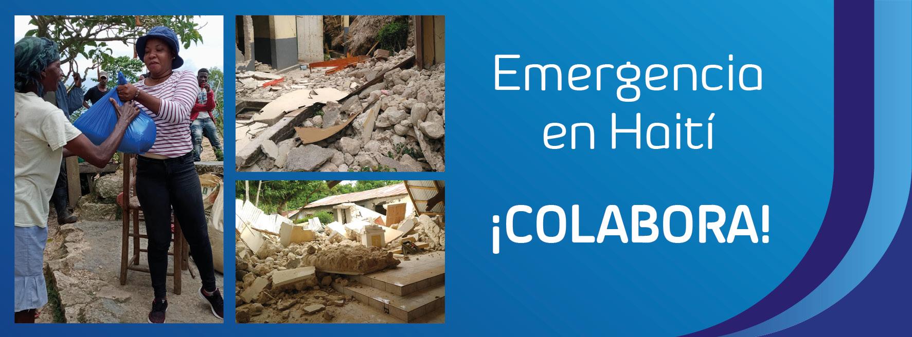 Emergencia en haiti